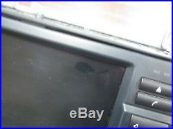 02-06 Bmw Oem E46 325 328 330 M3 Wide Screen CD Navigation Radio Gps Monitor #w9