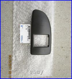 03-09 Gmc C4500 C6500 C7500 C8500 Master Power Window Switch Bezel Trim Gray New