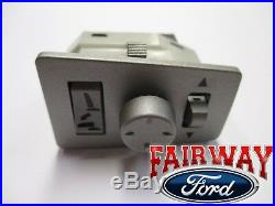 03 thru 06 Lincoln Navigator OEM Ford Parts LH Power Mirror Control Switch Lever
