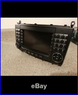 05 07 Mercedes W203 C240 C280 Radio Navigation CD Drive Comand Map Gps