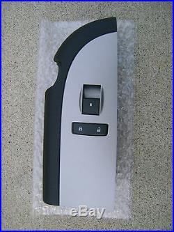 07-10 Chevy Silverado 1500 Lt Ltz Passenger Side Power Window Switch Black New