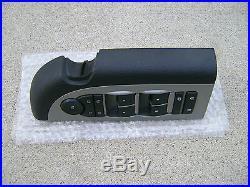 07-10 Chevy Silverado Lt Ltz 5.3l V8 Master Power Window Switch Brand New Black