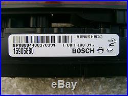 07-10 Chevy Tahoe Suburban Lt Ls Driver Left Master Power Window Switch Oem New