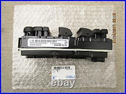 07 13 Gmc Sierra 1500 2500 3500 Master Power Window Switch New 20835553
