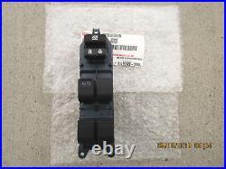 07 13 Toyota Tundra Sr5 Limited Master Power Window Switch New 84820-0c020