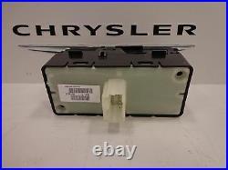 07-14 Chrysler Dodge Jeep New Power Window Door Lock Switch 2 Gang Mopar OEM