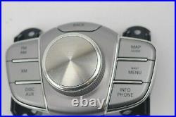 09 11 Hyundai Genesis Sedan Audio Video GPS Keyboard Switch OEM 96540-3M300