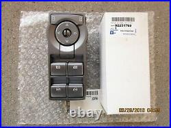 11 17 Chevy Caprice Ppv Front Driver Left Side Master Power Window Switch New