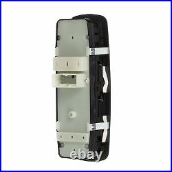 14-18 Grand Cherokee Drivers Door Master Power Window Switch Mopar 68184803ac
