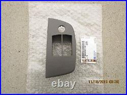 16 19 Chevy Express Front Left Side Master Power Window Switch Bezel Trim New