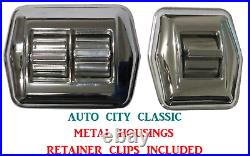1955 -1957 Power Window Switches Chevy Nomad Safari and 2 Door Wagons