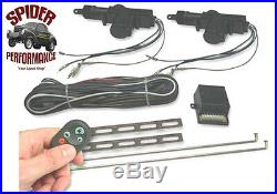 1955-1980 Ford POWER door locks electric door lock conversion kit