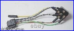 1958 Ford Thunderbird New Power Seat Switch 4 Way