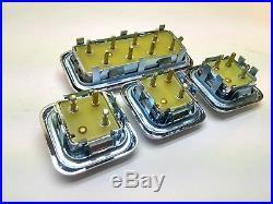 1959-1970 Chevy Impala Chevelle Camaro Caprice Power Window Switch Set