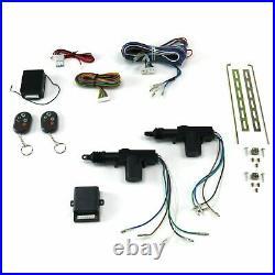 1964-1987 EL Camino POWER door locks ELECTRIC 2 Doors Kit Chevy Chevrolet SS V8