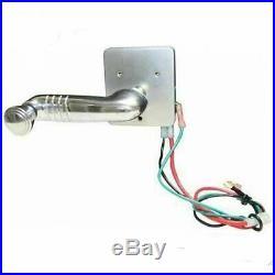1967-79 Ford Truck Power Window Motor Crank Switch Kit 2 Door Pickup Hot Rod V8