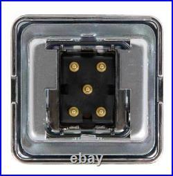 1969-77 Mopar Power Window Switch 1 Button Concave Button