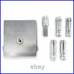 1980-91 Power Window Crank Switch Kit 2 Doors Street Fits Ford Truck
