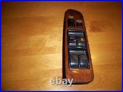 1990-94 Lexus Ls400 Power Window Master Driver Side Switch Control