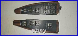 1991-1996 Chevrolet Caprice Master Power Window DRIVER PASSENGER Switches WOOD