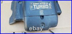 1995 1996 1997 FORD F250 F350 7.3L Turbo Diesel Engine Flip Up Cover / Brackets