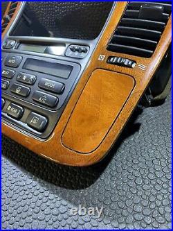1998-2002 Lexus LX470 Radio AC Climate Control Dash Panel Vents 84010-60061
