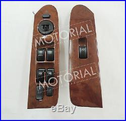 2001-2007 HYUNDAI TERRACAN OEM Front Main & Sub Power Window Switch Assy Set