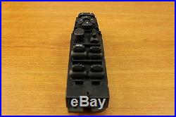 2003-2010 Dodge Ram Quad Driver Side Power Window Mirror Lock Switch Mopar OEM