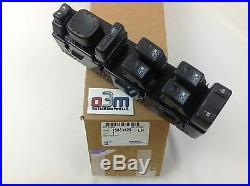 2005-2007 Hummer H2 Front Driver Door Master Power Window Switch new OEM