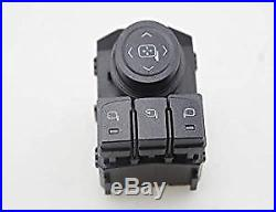 2014-2018 Silverado Sierra Door Power Fold Switch 84643953 Genuine OEM GM