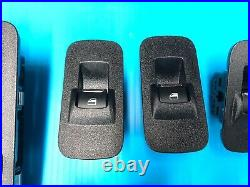 2015 2019 Ford F150 Lariat Power Window Switch Master & Passenger & Rear Black