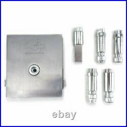 40-46 Chevy Truck Power Window Crank Switch Kit 2 Doors AutoLoc AUT9D6AB1