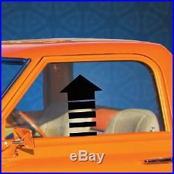 60-87 Chevy Truck Power Window Crank Switch Kit 2 Door sB2 rat