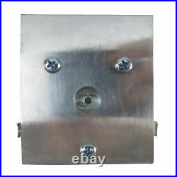 60-87 Chevy Truck Power Window Motor Crank Switch Kit 2 Doors rat Pickup Hot Rod