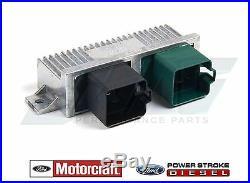 6.0 6.4 7.3 Powerstroke Diesel OEM Genuine Motorcraft Glow Plug Control Module