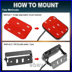 6-Gang Control Switch Panel Automatic Dimmable For Off Road SUV UTV Toyota Dodge