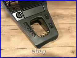 82 1988 Bmw E28 528e 535i Front Center Console Window Switch Climate Panel Oem