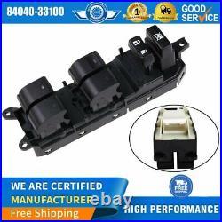 84040-33100 Power Window Master Switch For Toyota Lexus Camry Land Cruiser Prado