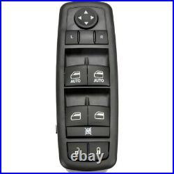 901-473 Dorman Power Window Switch Front Driver Left Side New Black LH Hand