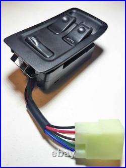93-02 Rx7 Rx-7 Mazda Fd3s Fd Power Window Master Switch Jdm Rhd Driver Side R2