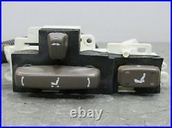 93-97 Land Cruiser LX450 FZJ80 Left LH Driver Power Front Seat Switch 2442