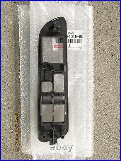 93 -98 Toyota T100 Sr5 Front Left Master Power Window Switch Bezel Trim Gray New