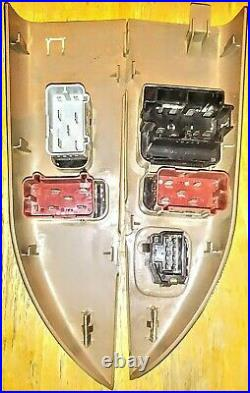 97-03 Ford F150 King Ranch LH & RH Power Window Door Lock Control Switches OEM