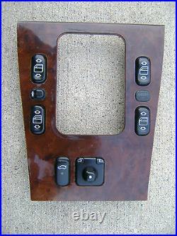 98-00 Mercedes Benz C Class C230 C280 Master Power Window Switch P/n 2108211051