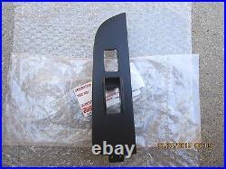 98 02 Toyota Corolla Passenger Side Power Window Switch Bezel Trim Black New