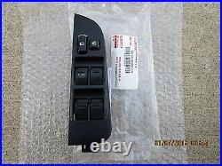 98 02 Toyota Corolla S 1.8l I4 Efi Driver Left Side Master Power Window Switch