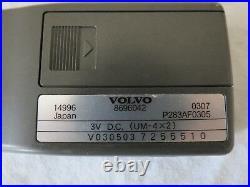 99-14 Volvo S80 S60 V70 XC70 XC90 Audio CD DVD TV Master Remote Control OEM