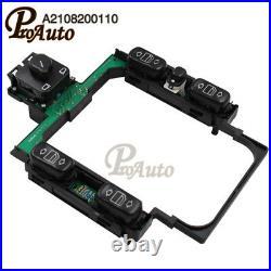 A2108200110 Power Window Switch Console Fits Mercedes-Benz W210 W320 E320 E420