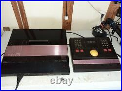 Atari 5200 4 Port Console WithTrak Ball Controller, OEM Switch Box, Power Supply