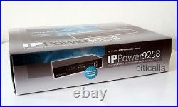Aviosys IP9258T 4 Port Web AC Power Network Switch Controller Remote Reboot